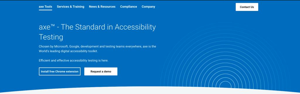 axe accessibility