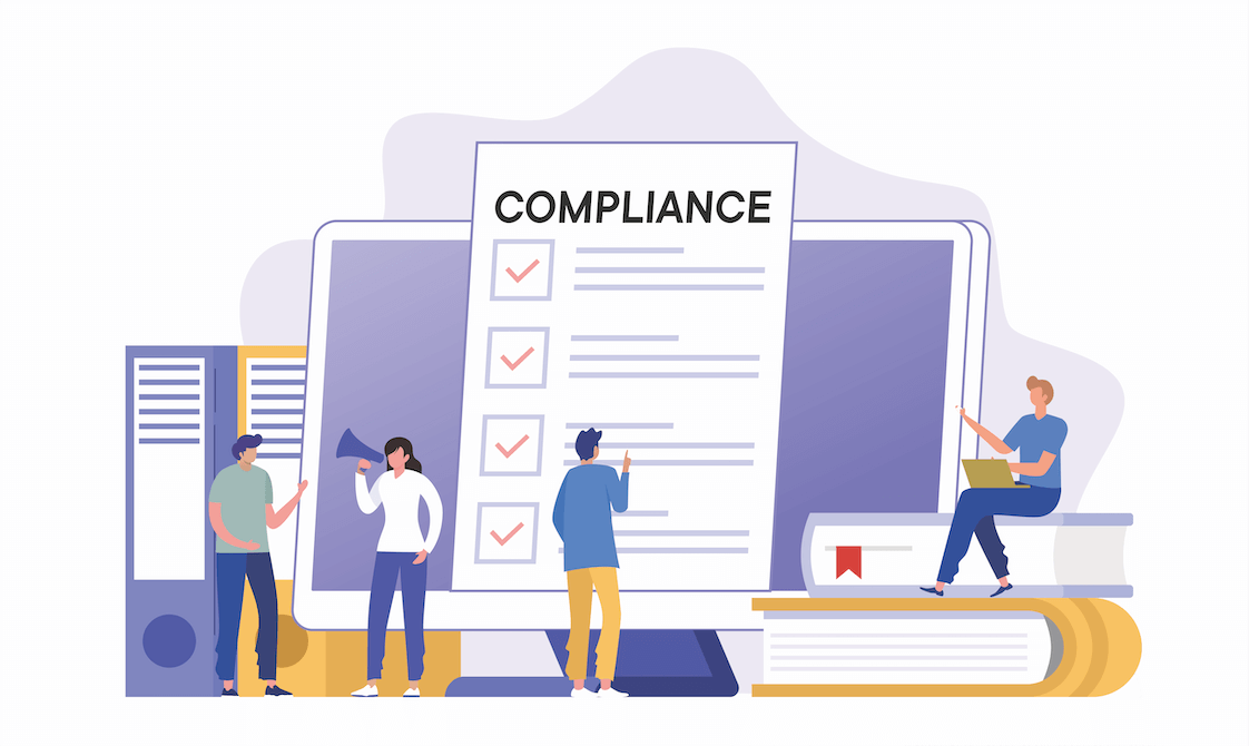Web compliance guidelines an illustration of compliance checklist