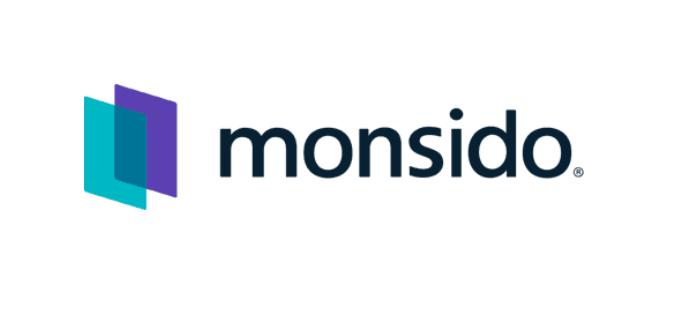 Logo dello strumento di valutazione dell'accessibilità Web di Monsido