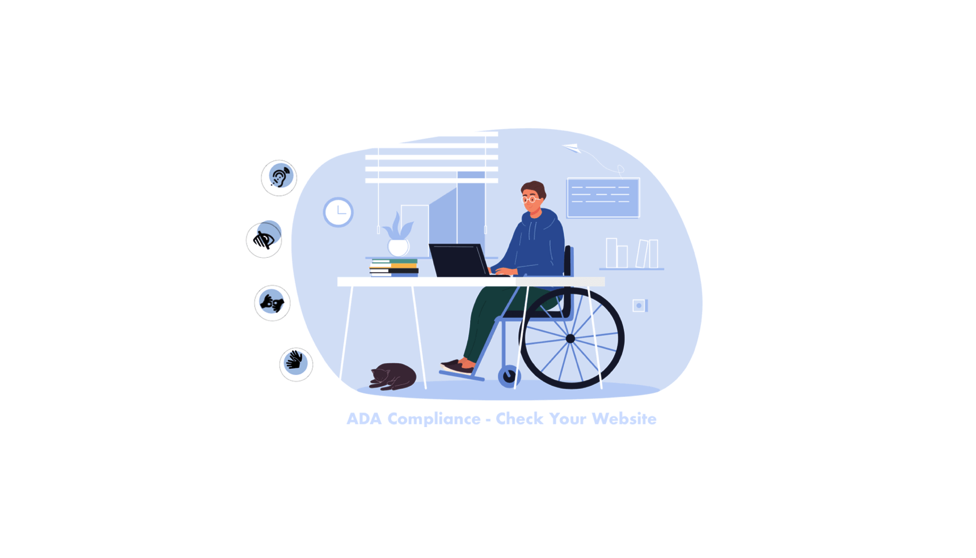 ADA Compliance Check your website