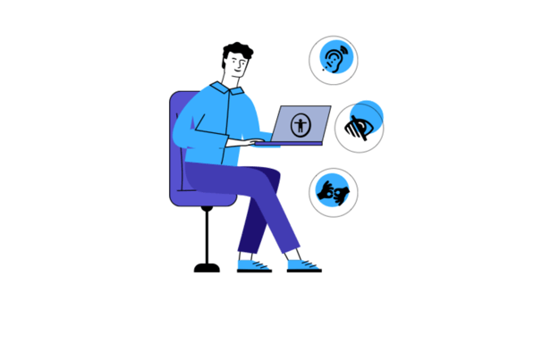 Disabilities Guide illustration