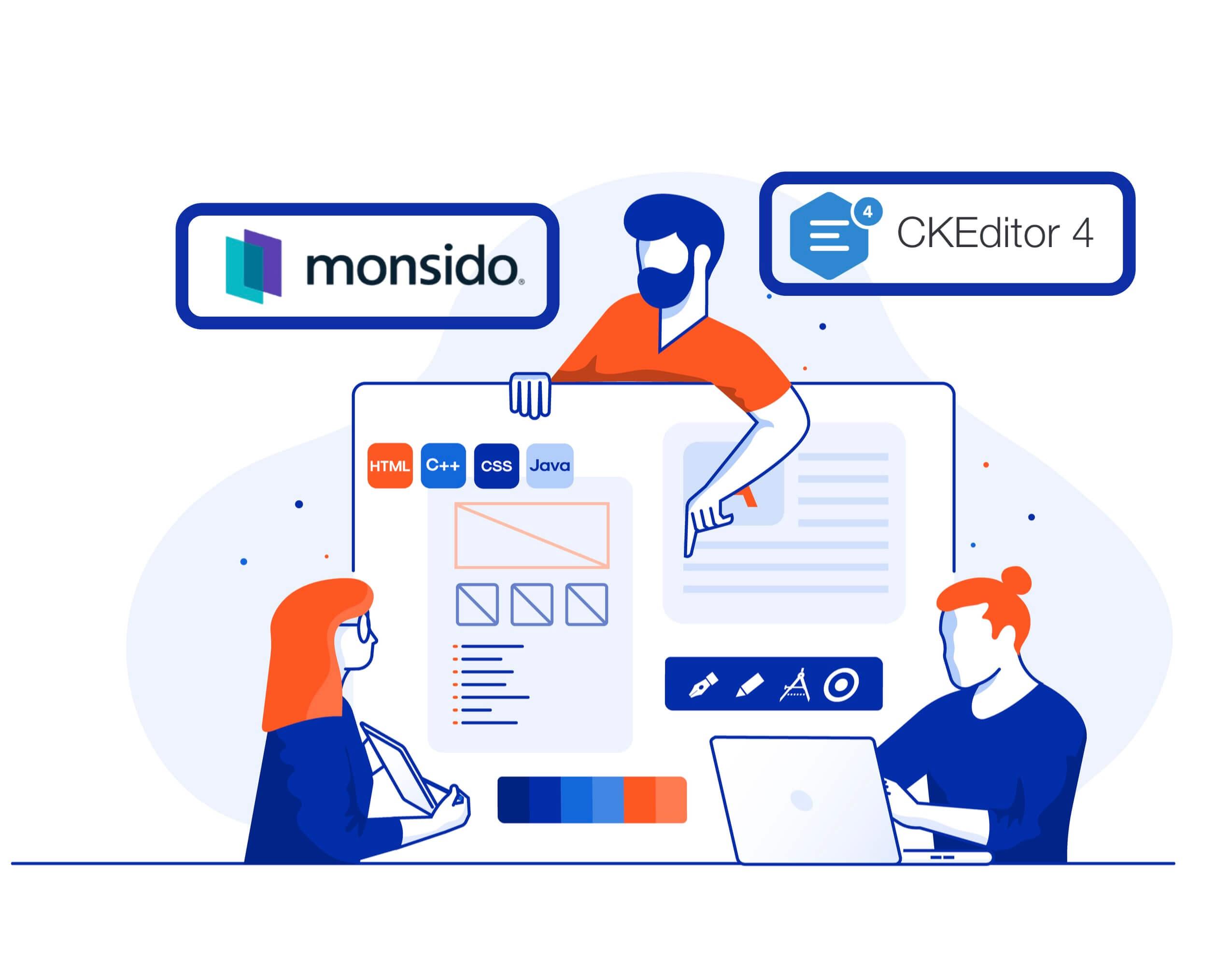 Monsido vs CKEditor