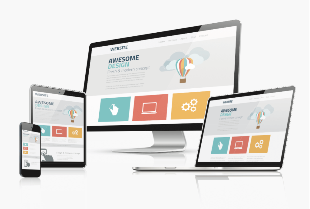 Bad vs Good Accessible Web Design