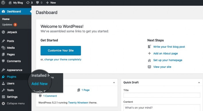 Accessibility Checkers for WordPress - How to add a plugin